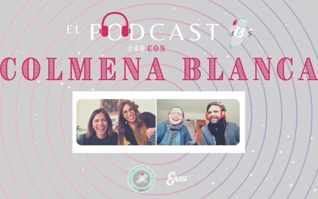 Las novias están locas _ Promo del podcast con Colmena Blanca _ Marketing para novias