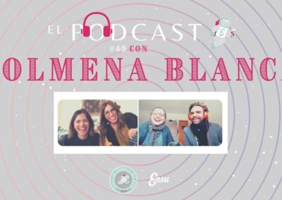 Las novias están locas _ Promo del podcast con Colmena Blanca _ Marketing para novias