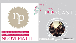 64 Alquiler de material, decoración y menaje con Nuovi Piatti