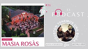 71 Espacios de boda con Masia Rosàs
